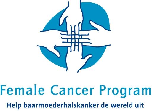 Logo FCP staand