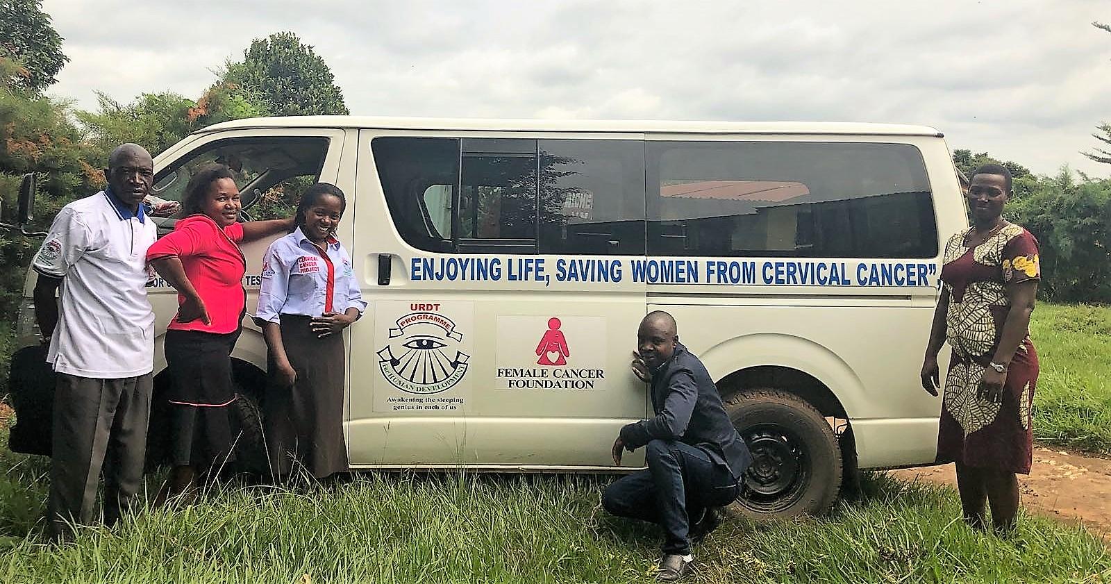 Female Cancer Foundation – A world free of cervical cancer